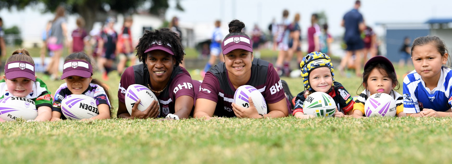 3 Cowboys Women's Academy players named for Indigenous All Stars camp