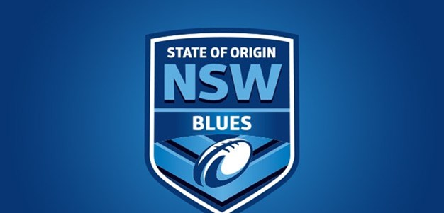 Blues finalise 27-man squad for Origin