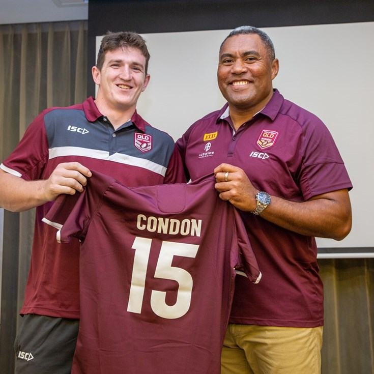 Cowboys receive Qld 20s jerseys