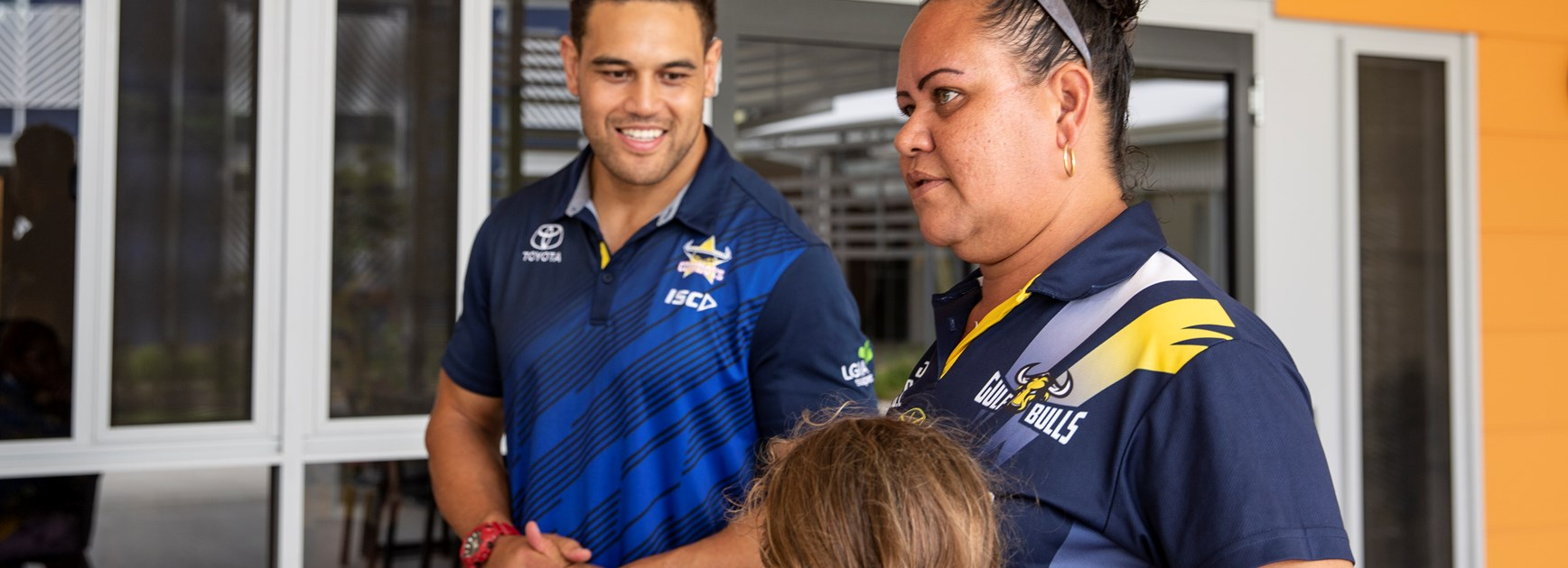 Doors open at NRL Cowboys House Girls Campus