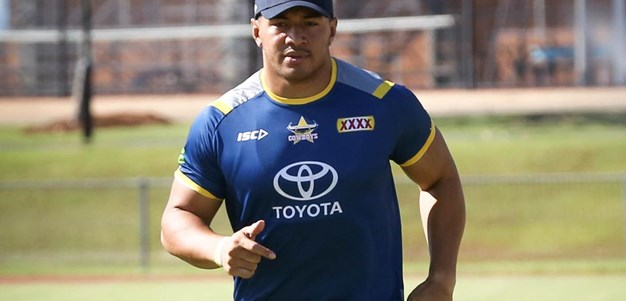 Early days for Taumalolo