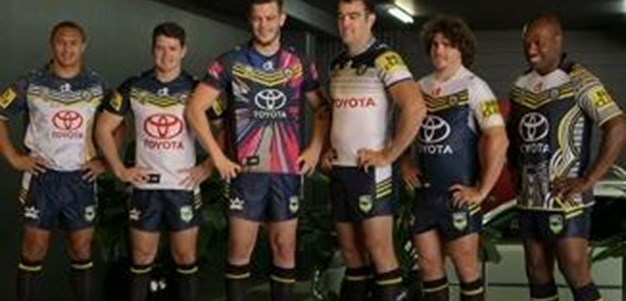 2015 Jersey Launch