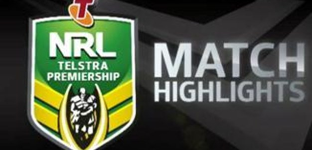 ANZAC Test Highlights
