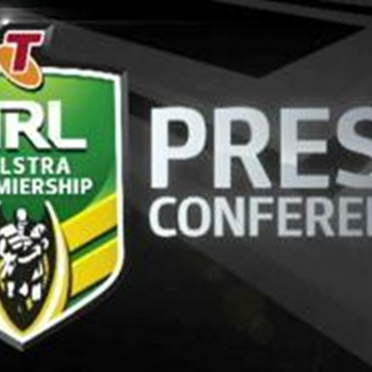 Cowboys V Manly Rd18 (Press Conference)