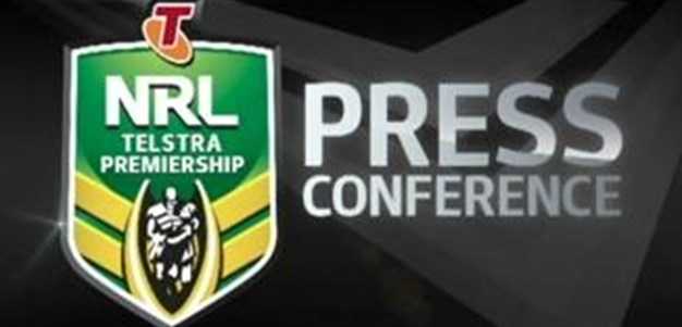 Penrith V Cowboys Rd22 (Press Conference)