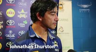 Post-match: Johnathan Thurston