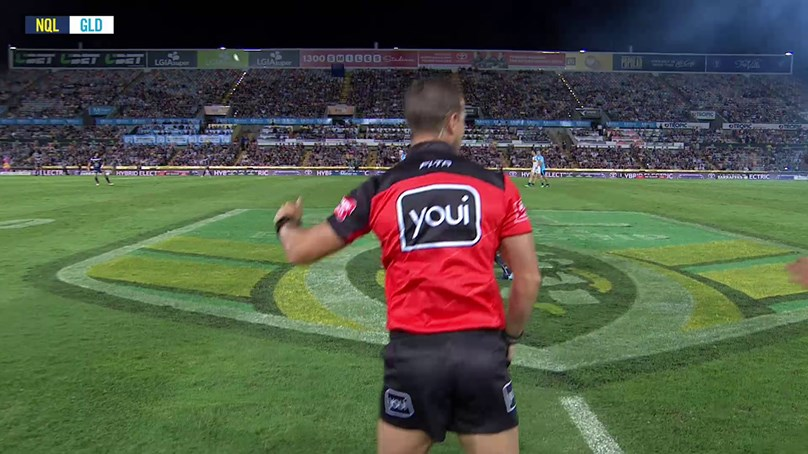 Extended highlights: Cowboys v Titans – Round 7, 2018