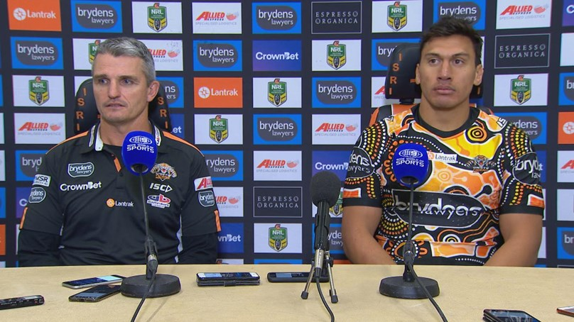 Wests Tigers press conference - Round 10