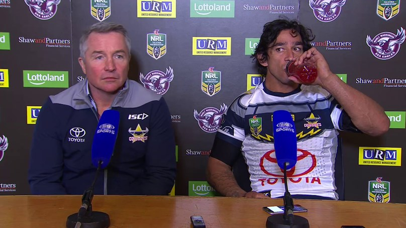 Cowboys press conference - Round 13