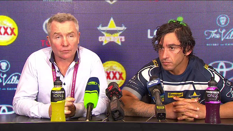 Cowboys press conference - Round 15