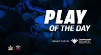 Play of the Day: Te Maire Martin
