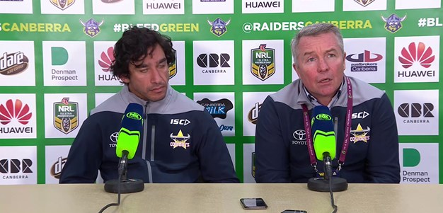 Post-match press conference – Round 18