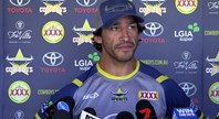 Thurston: I'm savouring these moments