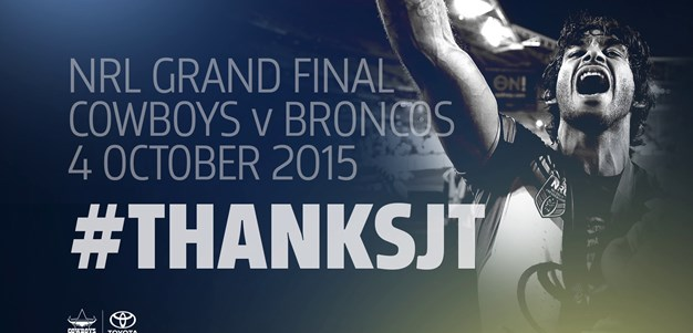 #ThanksJT: GF golden point