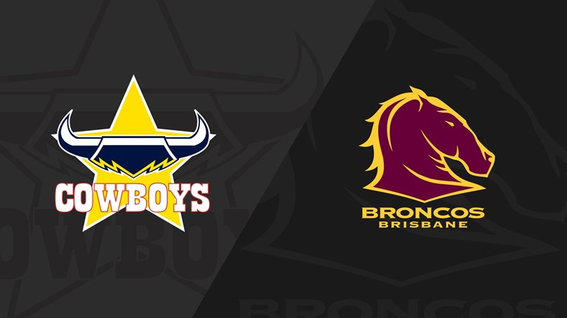 Extended Highlights: Cowboys v Broncos - Round 22, 2018
