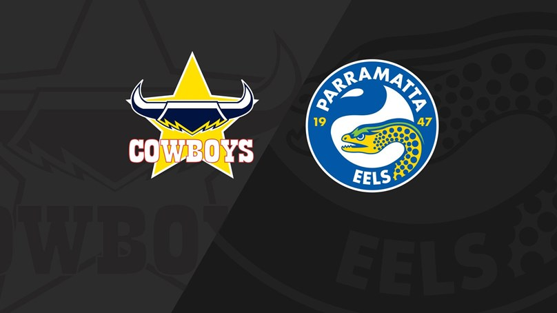 Full Match Replay: Cowboys v Eels