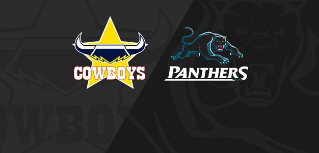 Full match replay: RD04 Cowboys v Panthers