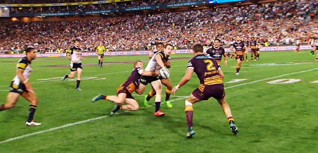 Great GF moments: Feldt try