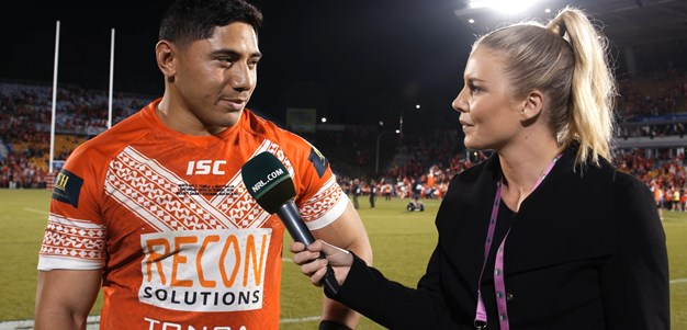 Taumalolo's message to his Tongans