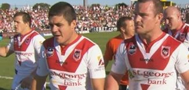 Dragons v Cowboys Rd9 2011