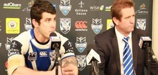 Bulldogs Round 21 Press Conference