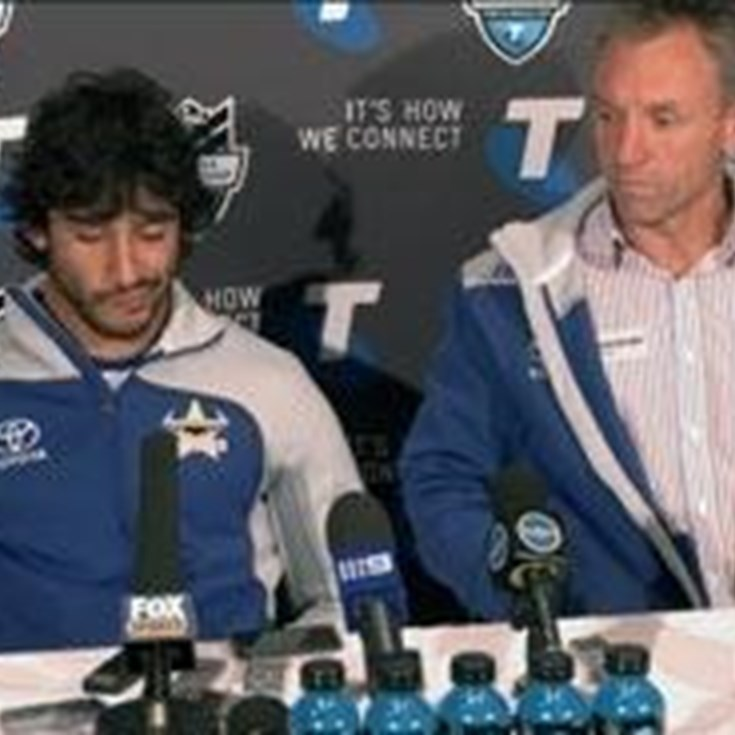 Cowboys Semi Final Press Conference