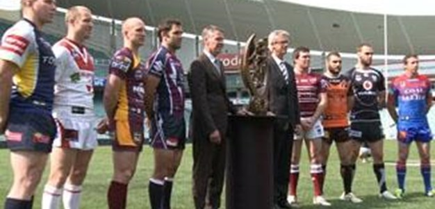 Glenn Hall: NRL Captains Call
