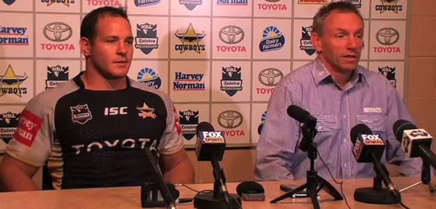 Post Game Media WIN against Eels