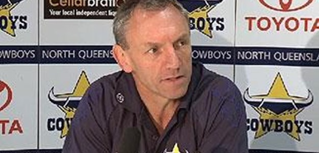 Coach: Cowboys up for challenge