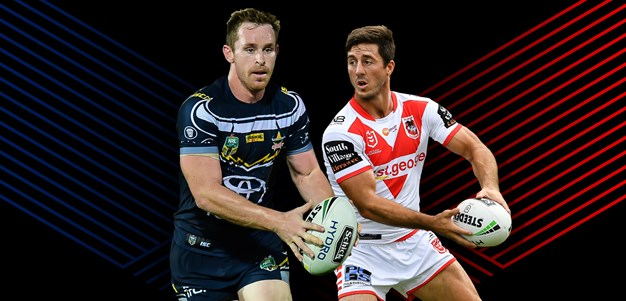 Cowboys v Dragons - Round 1