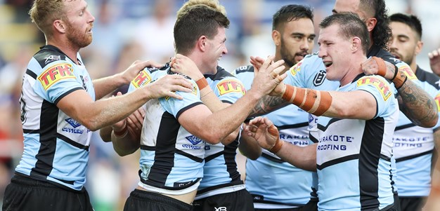 Match Highlights: Cowboys v Sharks