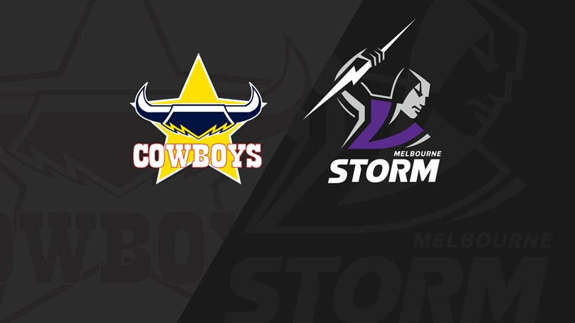 Full Match Replay: Cowboys v Storm - Round 5, 2019