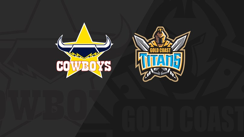 Full Match Replay: Cowboys v Titans - Round 8, 2019