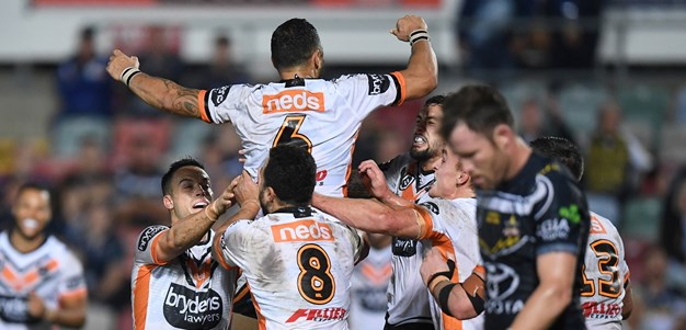 Match Highlights: Cowboys v Wests Tigers
