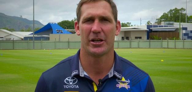 Official NRL Profile Of Gavin Cooper For North Queensland