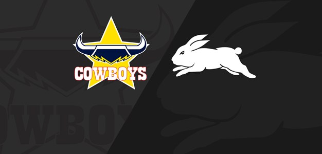 Full Match Replay: Cowboys v Rabbitohs - Round 18, 2019