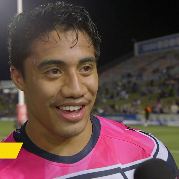 Taulagi: It was a pretty unreal experience