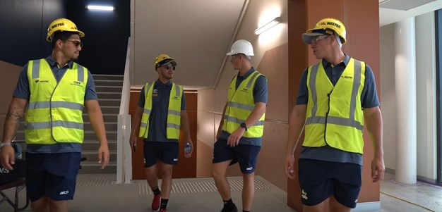 Your first look inside North Queensland Stadium