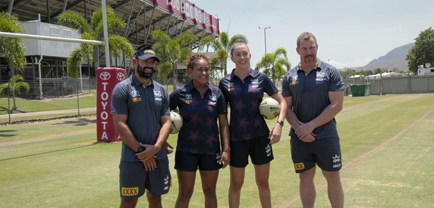How the Gold Stars will kick-start NRLW for the North