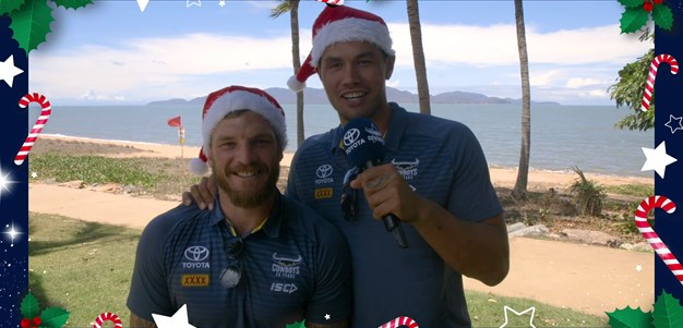 Macca and Moose on all things Christmas