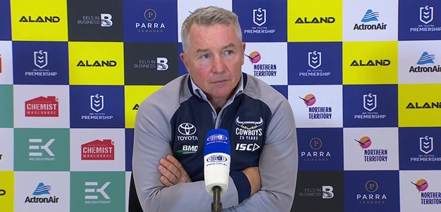 Press conference: Paul Green