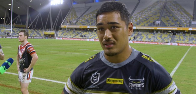 Post-match: Connelly Lemuelu