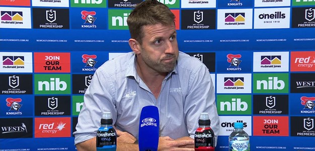 Hannay: That period in the game was critical