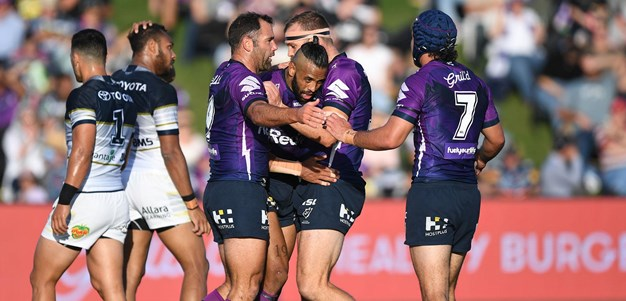 Match Highlights: Storm v Cowboys