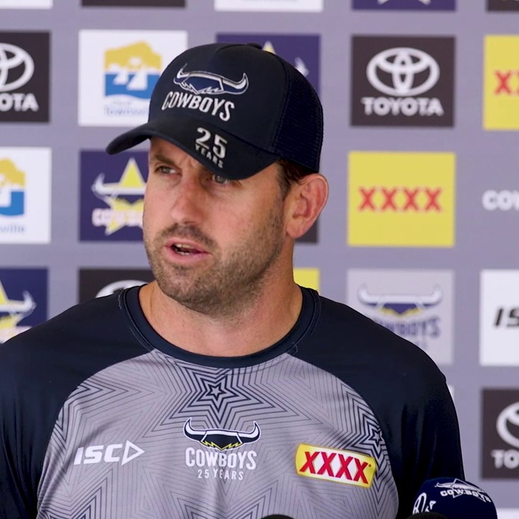 Hannay on Ben Condon, team changes & Taumalolo's chances