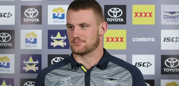 Hess on finding out about Origin squad selection