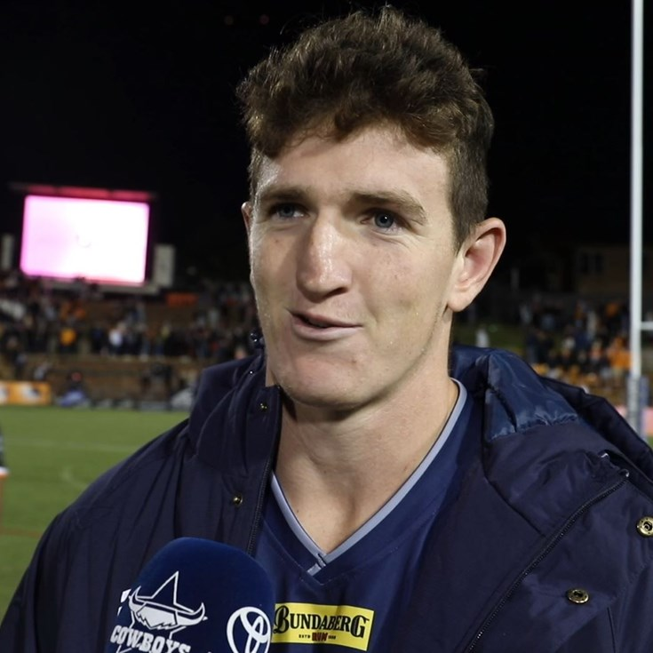Post-match: Ben Condon
