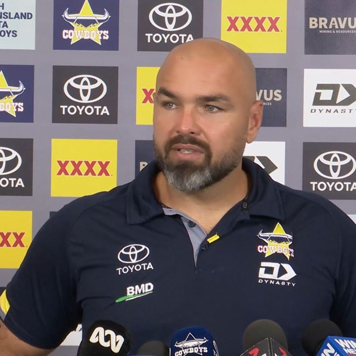 Payten: It was an extraordinary effort to finish the game