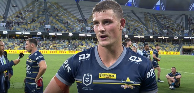 Post-match: Mitch Dunn
