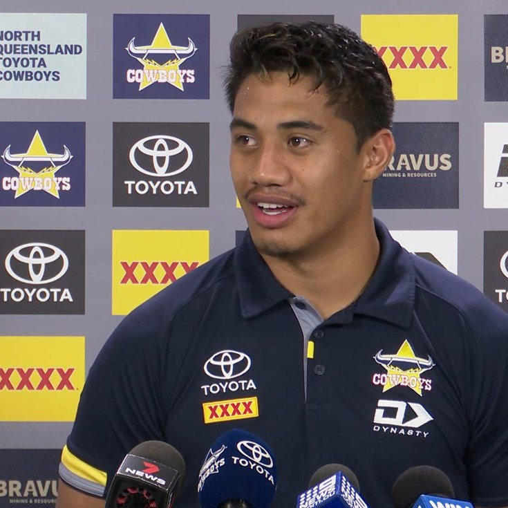 Player media: Murray Taulagi